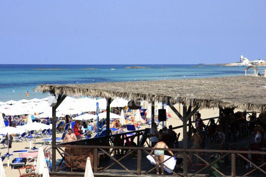 chiosco Bar Sulla Spiaggia
