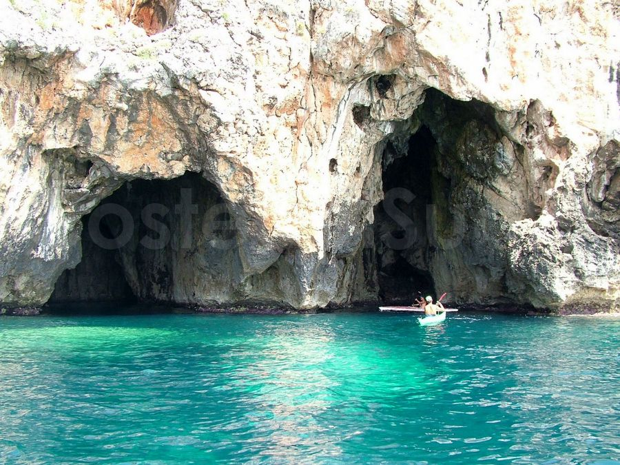 grotte Dei Ciauli