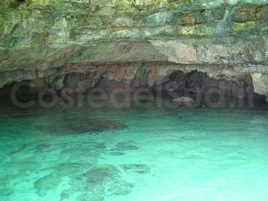 interno Grotte Di Ponente