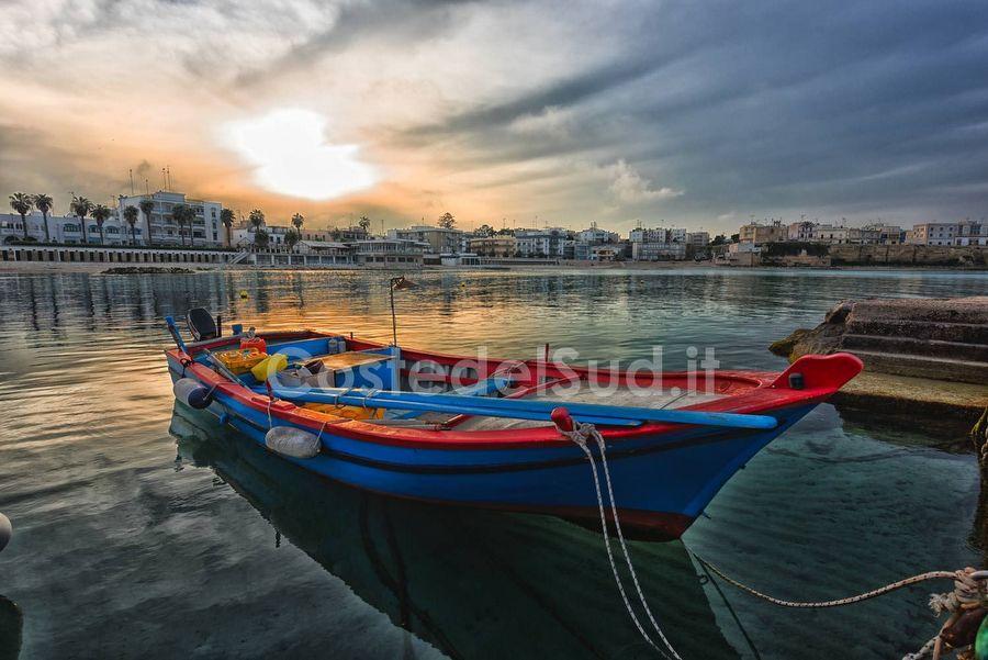 otranto Barca Tipica