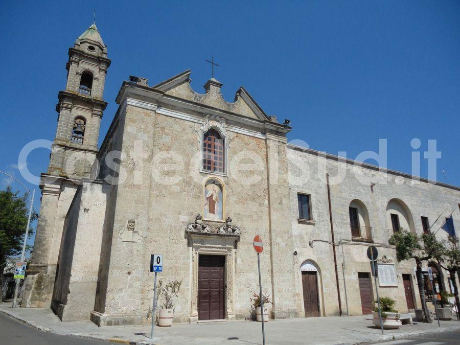 foto Chiesa Del Carmine Di Presicce