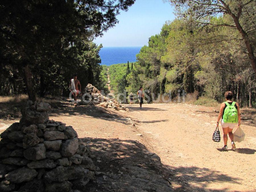 percorso Porto Selvaggio