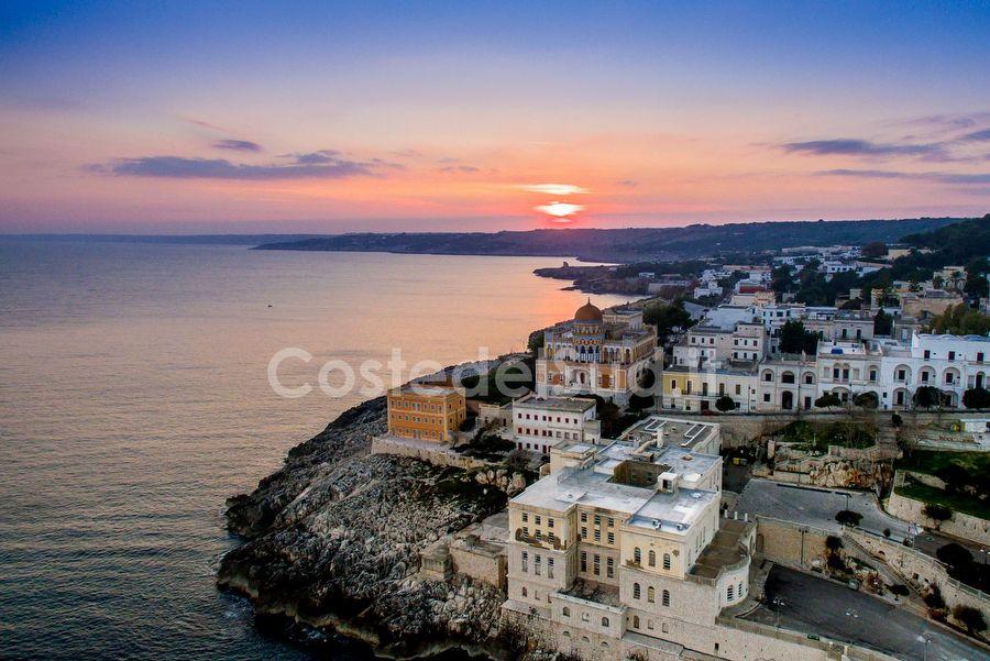 tramonto Su Villa Sticchi