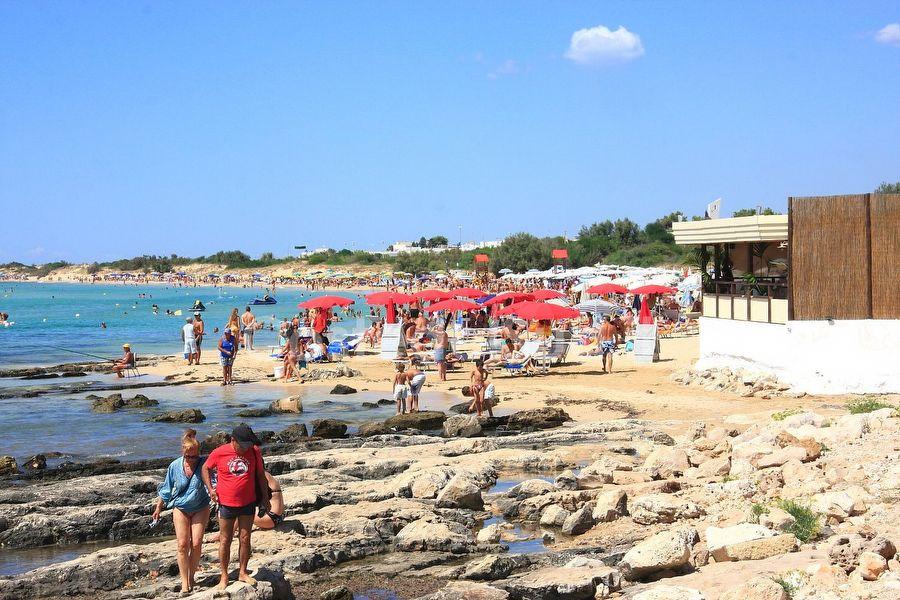 inzio Spiaggia