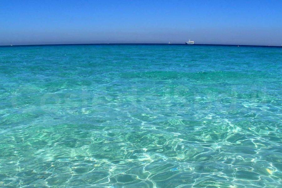 5 foto di spiagge salentine bellissime