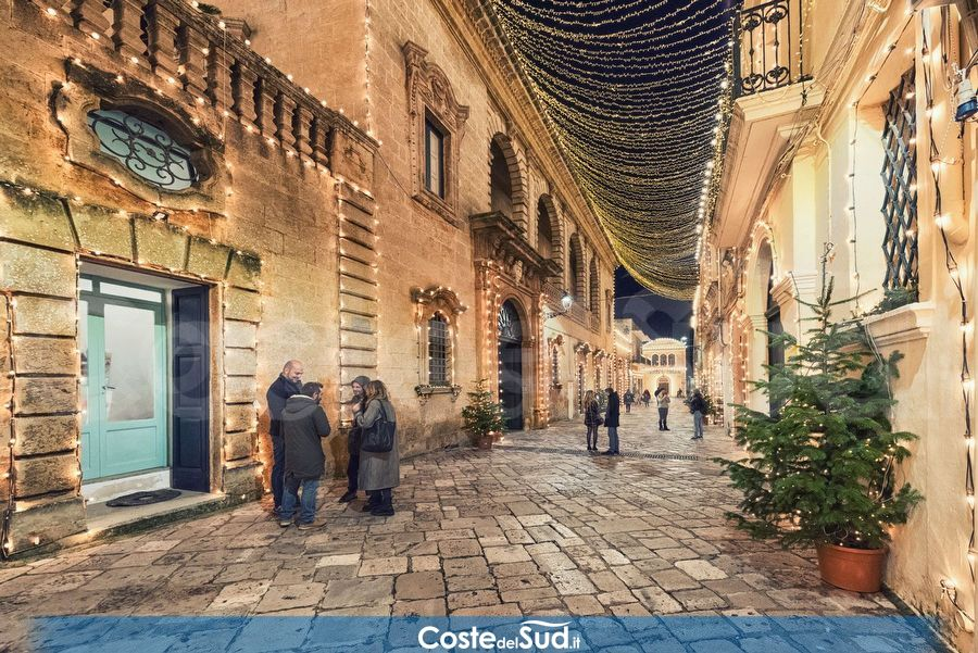 Ferrero Rocher – Spot a Presicce luminarie Natale