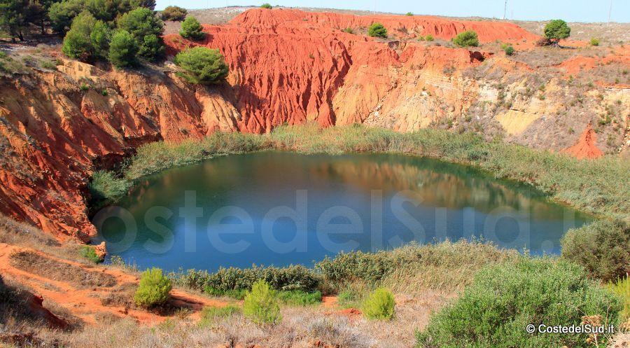 cava di bauxite Otranto