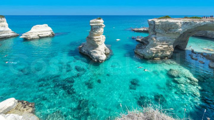 Road trip in Salento Costa Adriatica: 5 tappe imperdibili
