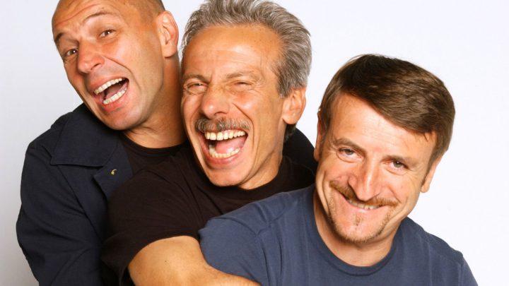 Aldo, Giovanni e Giacomo in Salento per un nuovo film