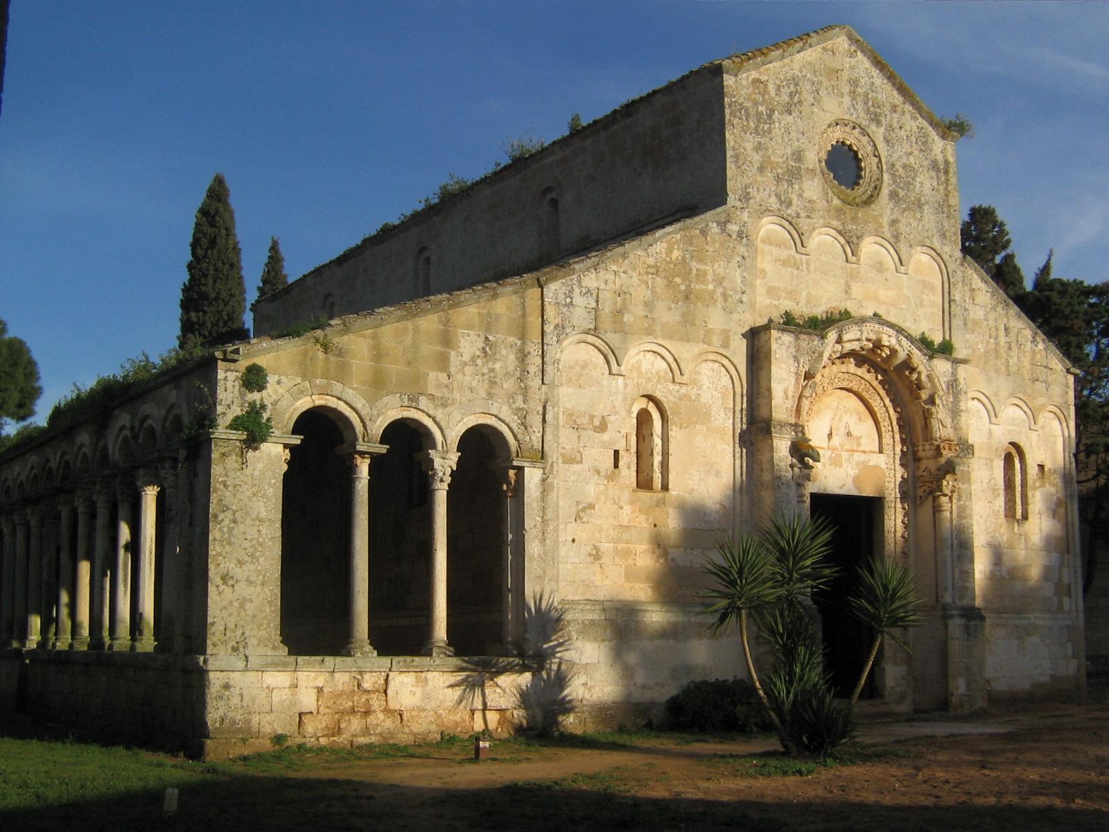 Santa Maria Cerrate