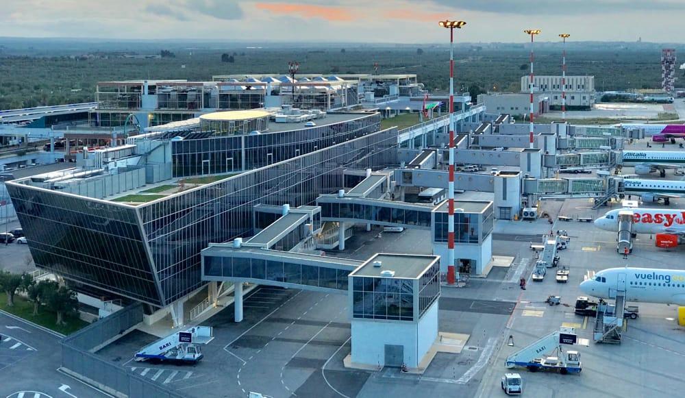Come Raggiungere l'aeroporto di Bari